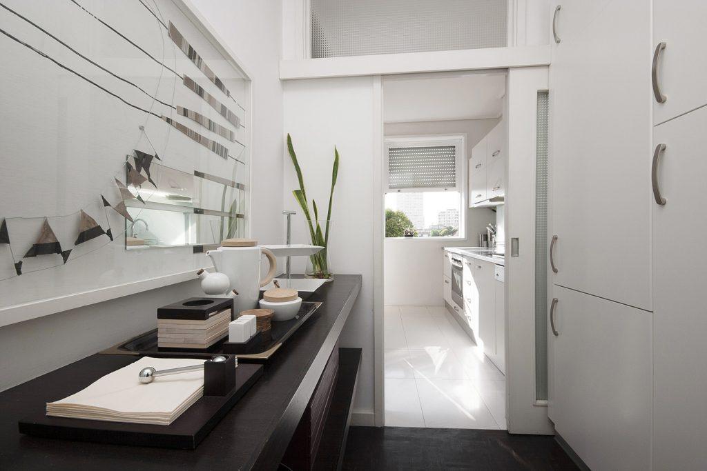 Projeto design de interiores, cozinha, desenho CódigoDesign