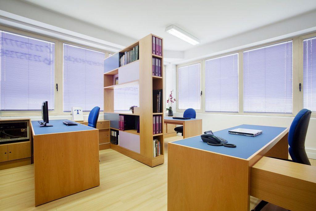 Projeto design de interiores, escritório, Porto (Portugal). CódigoDesign