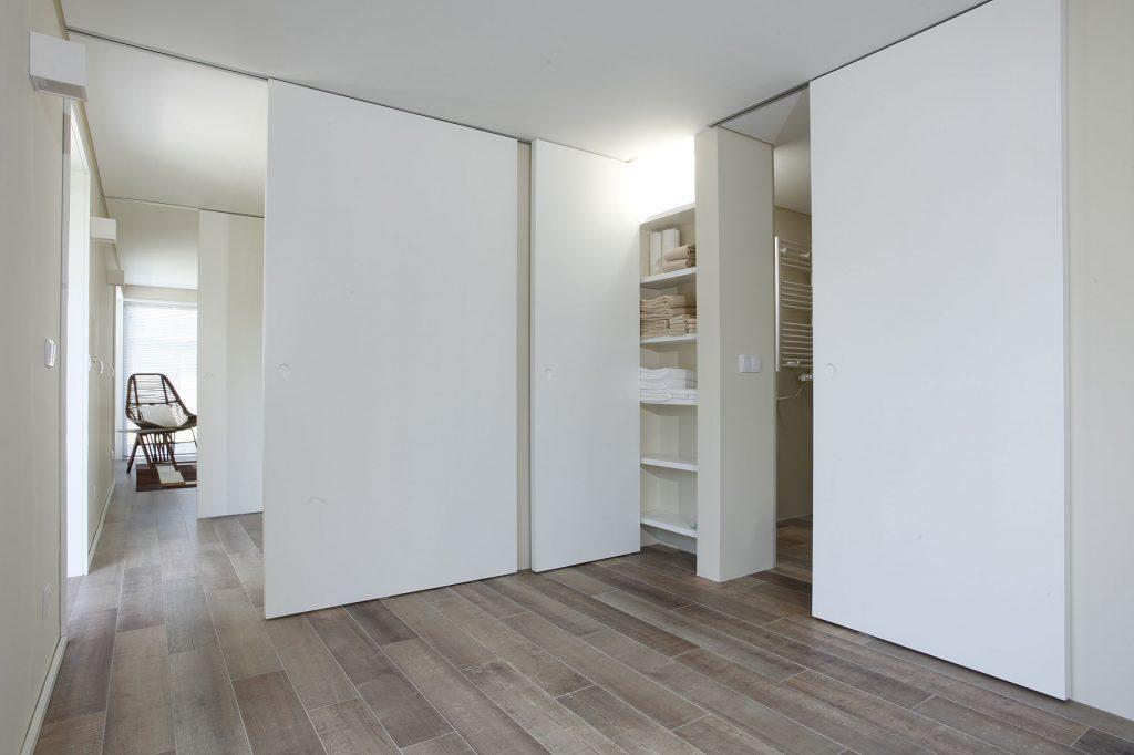 Projeto de arquitetura e design de interiores, walking closet. CódigoDesign