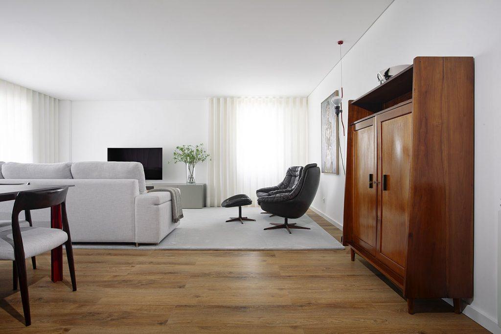 Projeto Design de Interiores, CódigoDesign, sala de estar e jantar Open Space