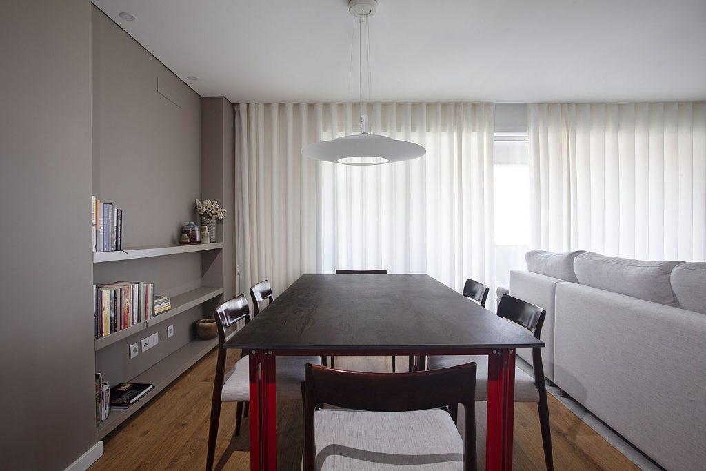 Projeto Design de Interiores, CódigoDesign, sala de jantar