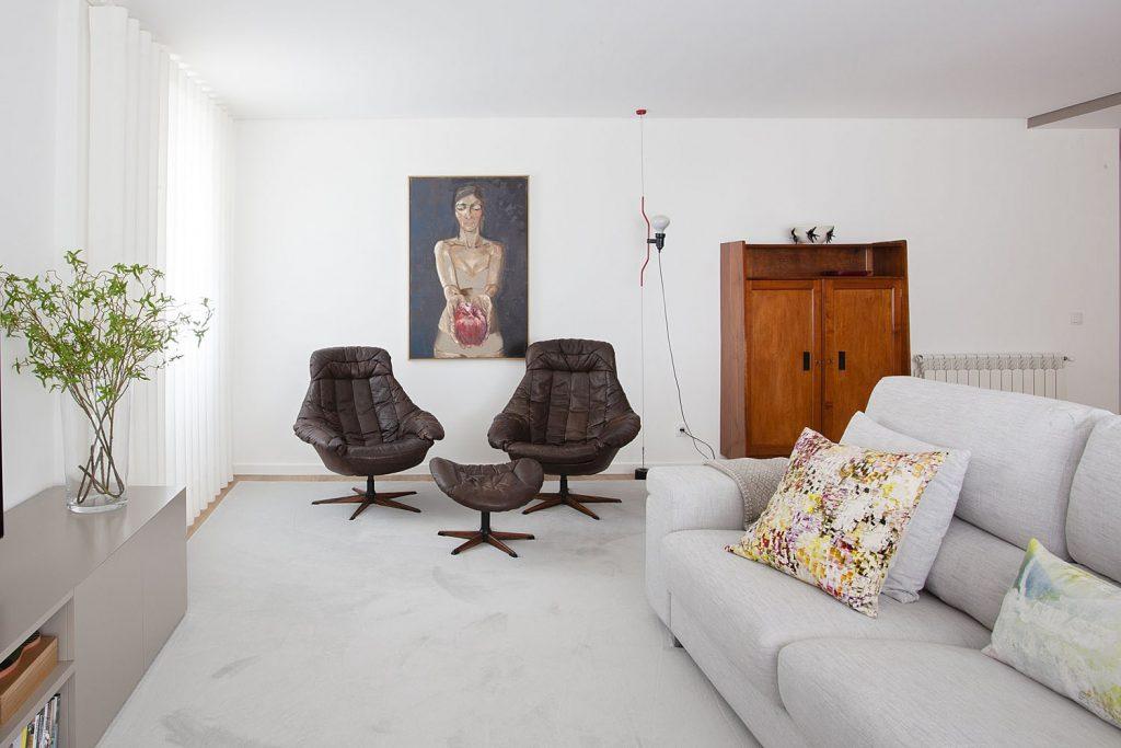 Projeto Design de Interiores, CódigoDesign, Sala de estar