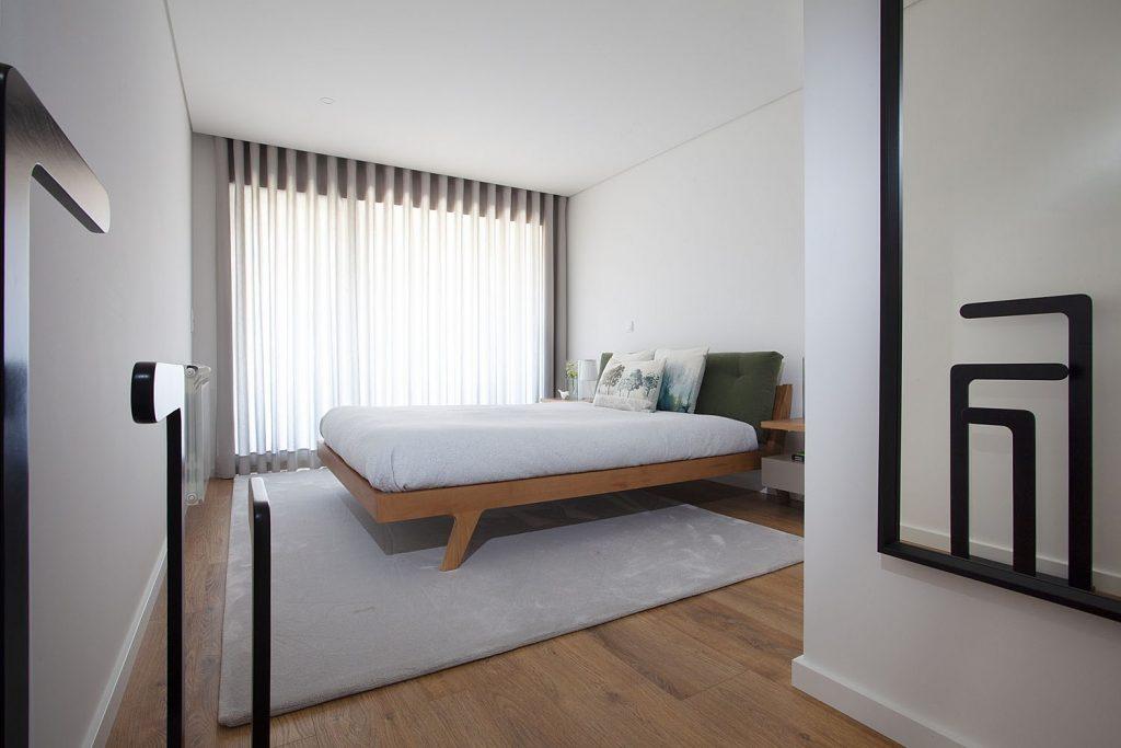Projeto Design de Interiores, CódigoDesign, Quarto.