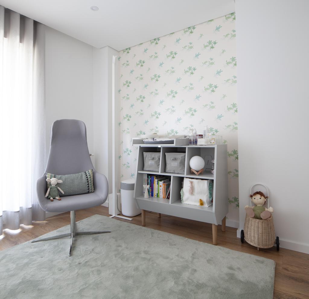 Projeto Design de Interiores, CódigoDesign, quarto bebe, quarto criança