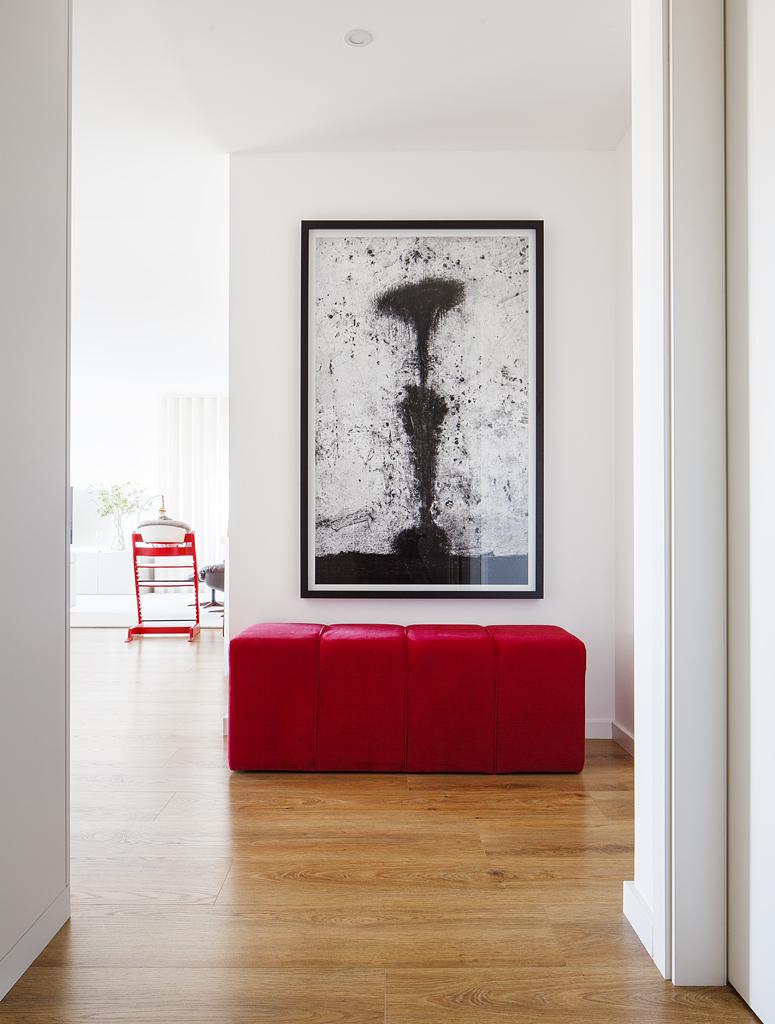 Projeto Design de Interiores, CódigoDesign, sala de estar e jantar, hall entrada, Open Space