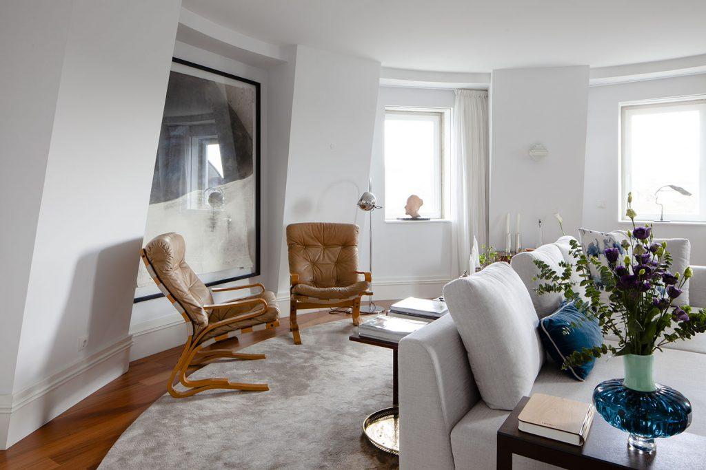 Design de Interiores, sala de estar, Aliados, Porto