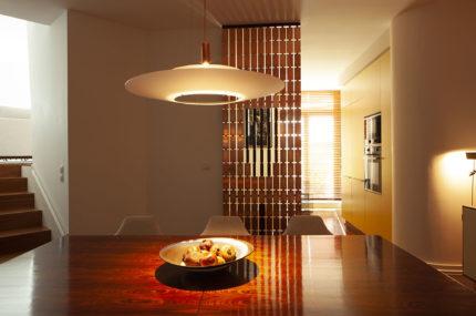 Design de Interiores, sala de jantar, Aliados, Porto