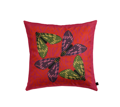 IR – Butterfly Red & Rose