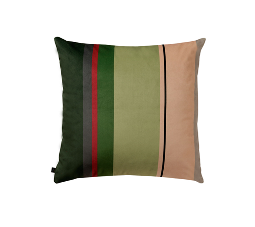 IR – Stripes Rose & Green